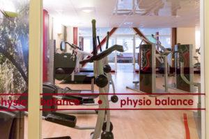 Gesundheitstraining in der physio balance berlin