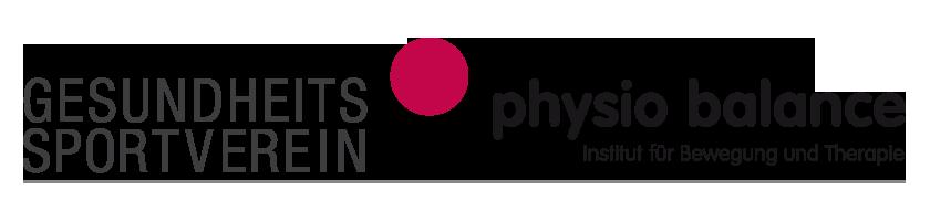 Logo Gesundheitssport / Reha-Sport