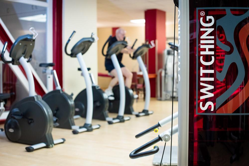 physio balance Berlin Reha Sport Geräte